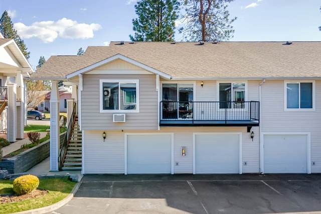 9919 E 17th #205 Ln #205, Spokane Valley, WA 99206 (#202114092) :: The Synergy Group