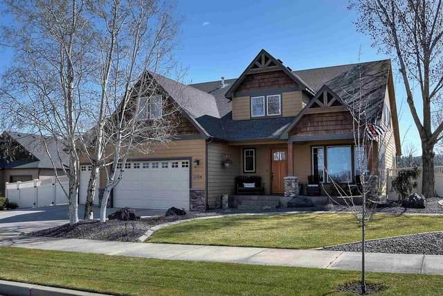 2324 S Meadowview Rd, Greenacres, WA 99016 (#202114104) :: Five Star Real Estate Group