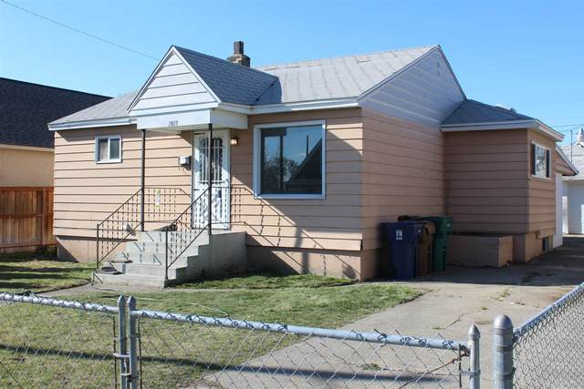 1809 E Bridgeport Ave, Spokane, WA 99207 (#202114119) :: Parrish Real Estate Group LLC