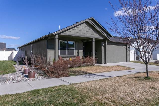 917 S Oswald St, Spokane, WA 99224 (#202114120) :: Parrish Real Estate Group LLC