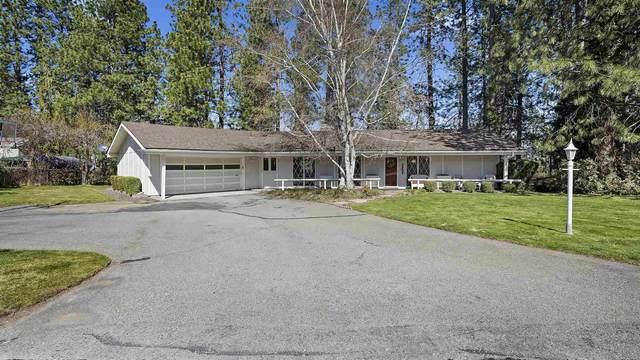 3805 S Ridgeview Dr, Spokane Valley, WA 99206 (#202114160) :: Parrish Real Estate Group LLC