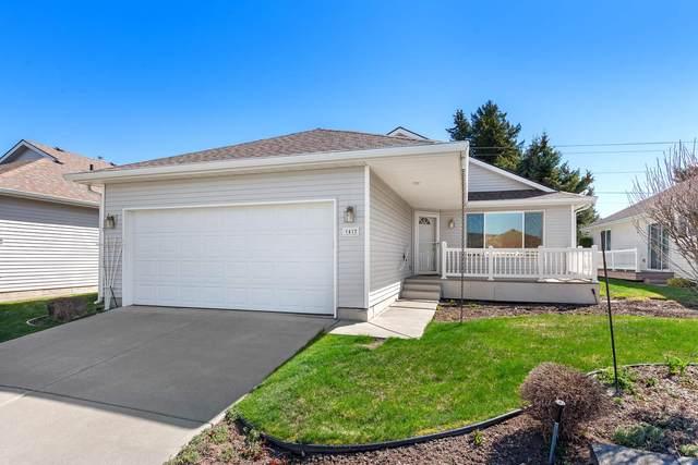 1417 S Davis Rd, Spokane Valley, WA 99216 (#202114167) :: Parrish Real Estate Group LLC