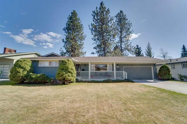 1813 W Gordon Ave, Spokane, WA 99205 (#202114169) :: The Synergy Group