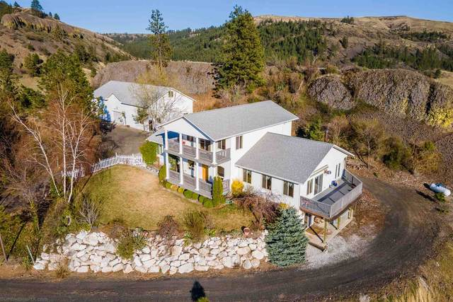 39650 Miles Creston Rd, Davenport, WA 99122 (#202114236) :: Parrish Real Estate Group LLC