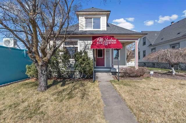 310 W Indiana Ave, Spokane, WA 99205 (#202114257) :: Prime Real Estate Group