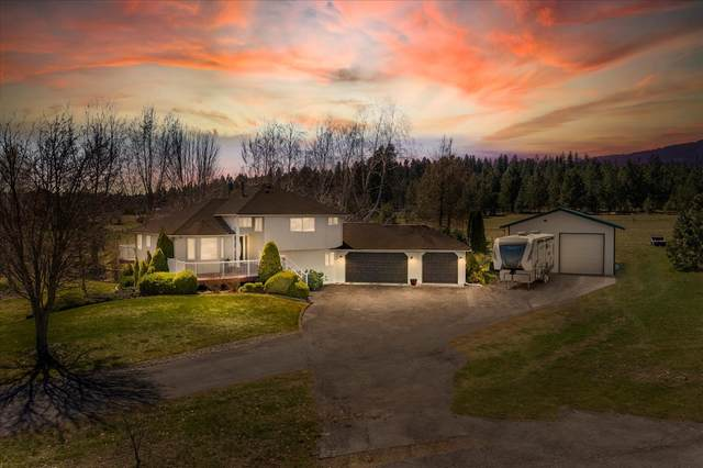 9605 N Starr Rd, Newman Lake, WA 99025 (#202114263) :: Top Agent Team
