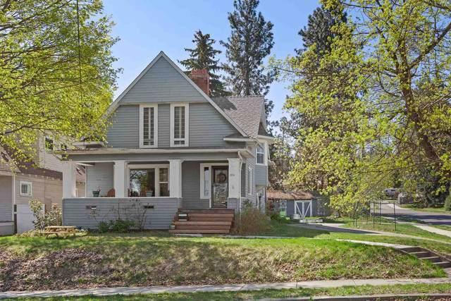 1904 E 12th Ave, Spokane, WA 99202 (#202114270) :: Northwest Professional Real Estate