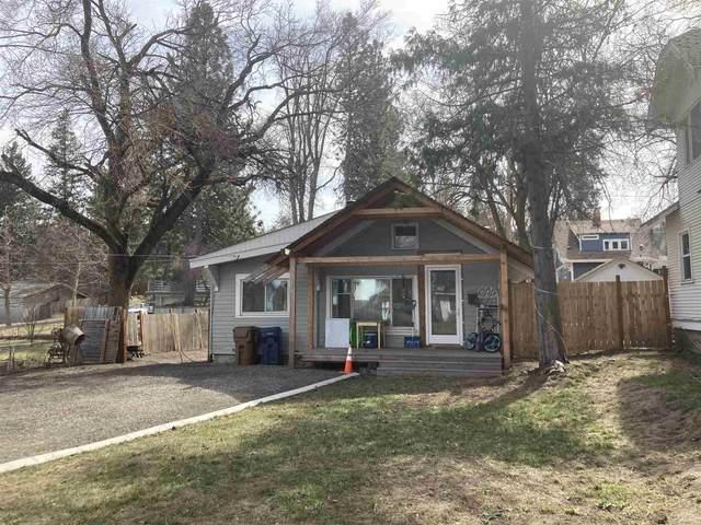 2018 E 11TH Ave, Spokane, WA 99202 (#202114282) :: Northwest Professional Real Estate