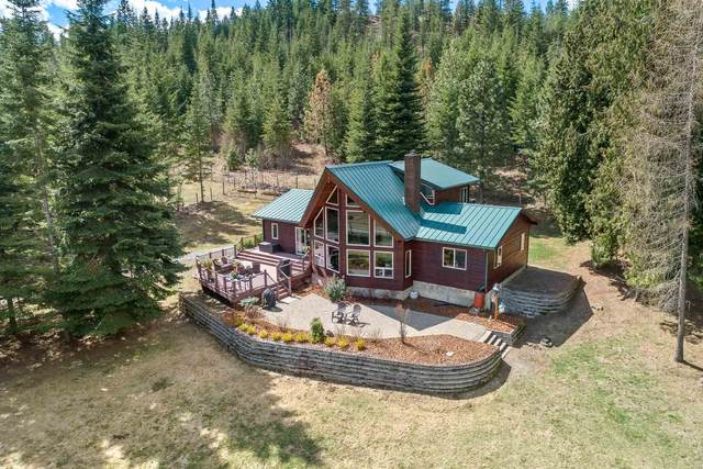 19395 W Mincoda Ln, Newman Lake, WA 99025 (#202114314) :: Top Agent Team
