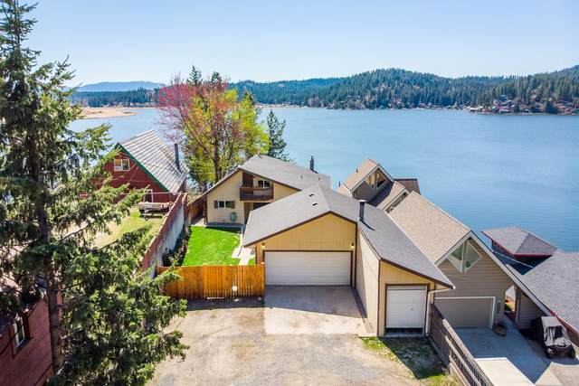 12815 N East Newman Lake Dr, Newman Lake, WA 99025 (#202114337) :: Freedom Real Estate Group