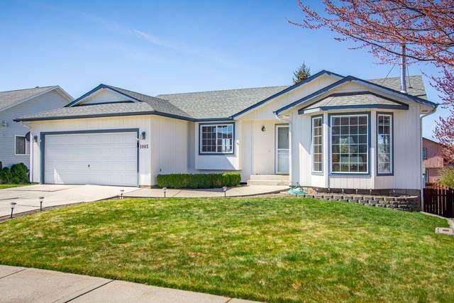 1003 N Lindsay St, Medical Lake, WA 99022 (#202114659) :: Cudo Home Group