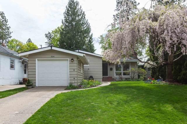 504 E 22nd Ave, Spokane, WA 99203 (#202114903) :: The Spokane Home Guy Group
