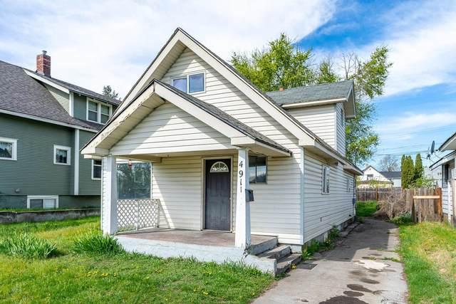 4911 N Lacey St, Spokane, WA 99217 (#202114914) :: Elizabeth Boykin | Keller Williams Spokane