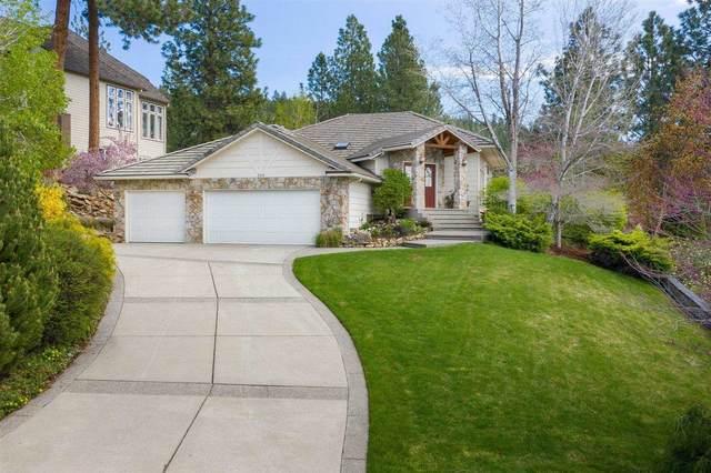 506 N Dunbarton Oaks Ln, Liberty Lake, WA 99019 (#202114915) :: Heart and Homes Northwest