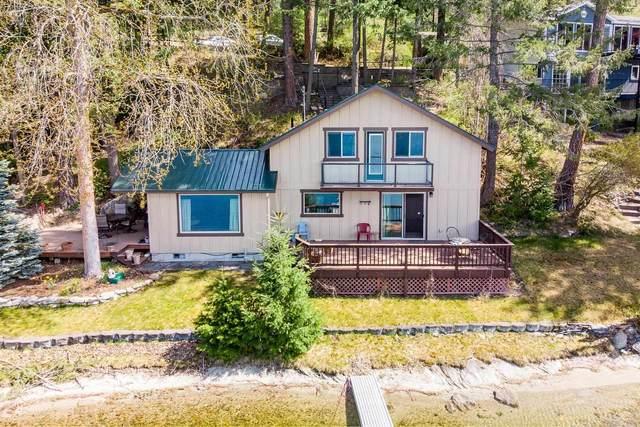 12010 N Sutton Bay Rd, Newman Lake, WA 99025 (#202114925) :: Top Spokane Real Estate