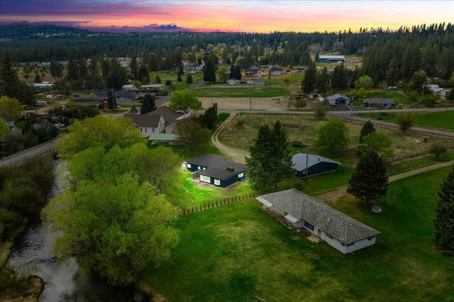 25528 N Yale Rd, Chattaroy, WA 99003 (#202114941) :: Cudo Home Group