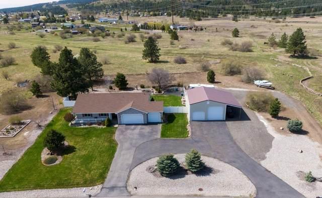 6419 N Vincent Ln, Newman Lake, WA 99025 (#202114952) :: Top Spokane Real Estate