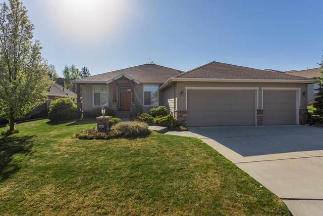 5809 S Laurelcrest Ct, Spokane, WA 99224 (#202114954) :: The Synergy Group