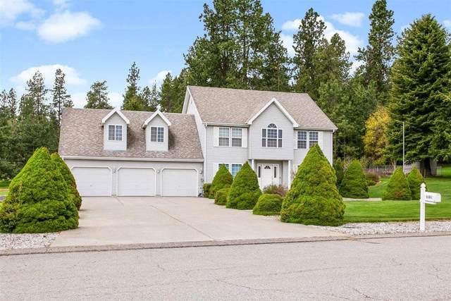 8821 N Murray Rd, Newman Lake, WA 99025 (#202114976) :: Top Spokane Real Estate