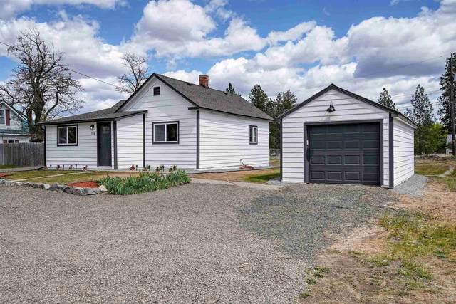 116 N Prentis St, Medical Lake, WA 99022 (#202114996) :: Top Spokane Real Estate