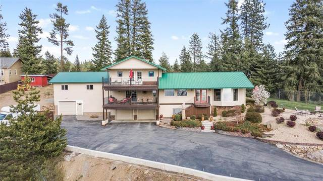 12511 N Cherokee Dr, Newman Lake, WA 99025 (#202115003) :: Prime Real Estate Group