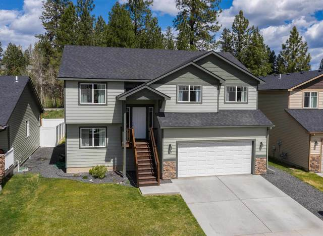 835 E Silver Pine Rd, Colbert, WA 99005 (#202115011) :: Heart and Homes Northwest