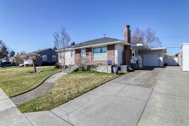 5719 N E St, Spokane, WA 99205 (#202115025) :: The Spokane Home Guy Group