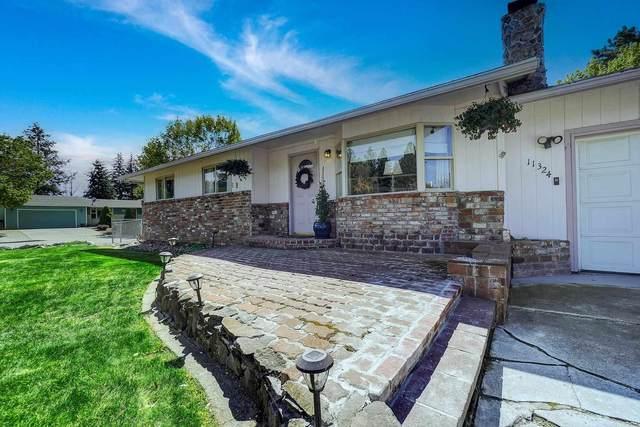 11324 E 33rd Ave, Spokane Valley, WA 99206 (#202115028) :: Top Spokane Real Estate