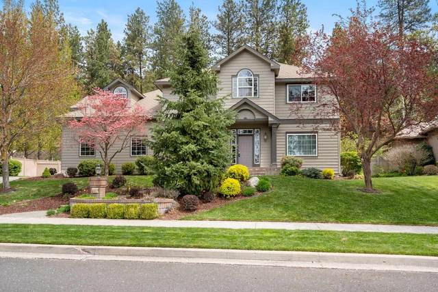 6603 S Devonshire Ct, Spokane, WA 99223 (#202115035) :: Heart and Homes Northwest