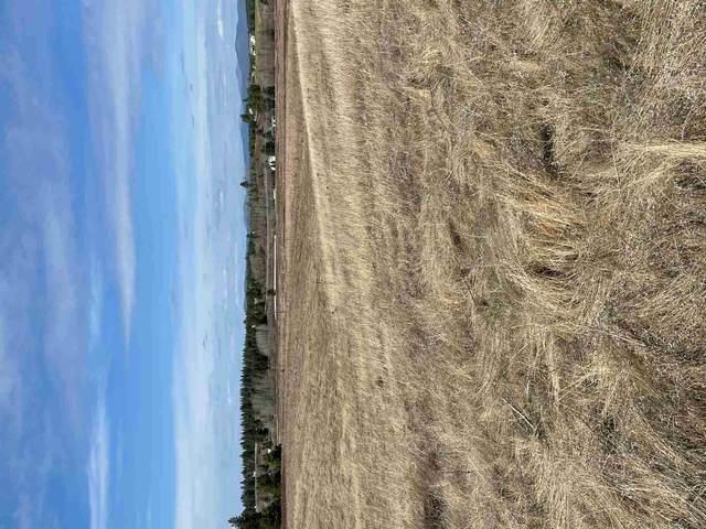 63XX N Staley Rd Parcel B, Deer Park, WA 99006 (#202115051) :: Top Spokane Real Estate