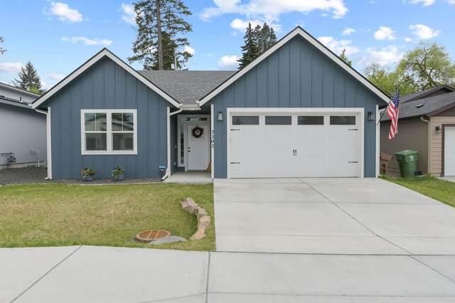 3302 E 25th Ave, Spokane, WA 99223 (#202115078) :: Top Spokane Real Estate