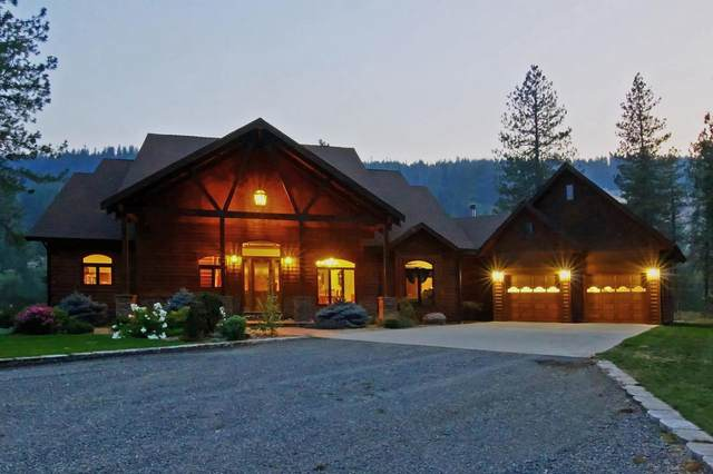 3349F Rockcut Rd, Kettle Falls, WA 99141 (#202115082) :: Cudo Home Group