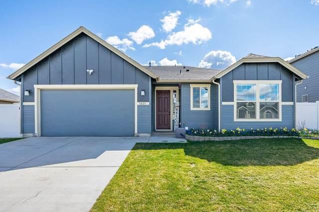 7023 S Harlow Rd, Cheney, WA 99004 (#202115096) :: The Spokane Home Guy Group