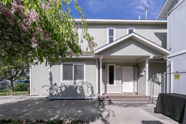 2607 E Boone Ave Unit A, Spokane, WA 99202 (#202115098) :: The Spokane Home Guy Group