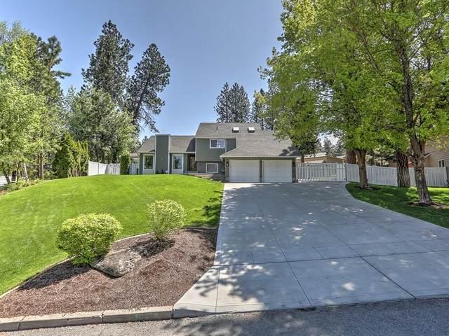 4307 S Bowdish Rd, Spokane Valley, WA 99206 (#202115110) :: Heart and Homes Northwest