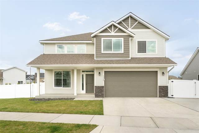 3520 W Prairie Breeze Ave, Spokane, WA 99208 (#202115114) :: Top Agent Team
