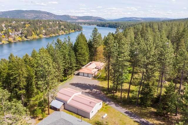 13508 W Charles Rd, Nine Mile Falls, WA 99026 (#202115122) :: Heart and Homes Northwest