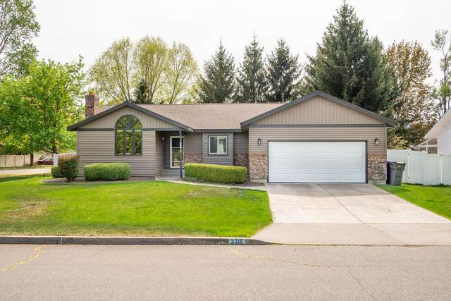 3318 S Melissa Dr, Spokane Valley, WA 99206 (#202115124) :: Heart and Homes Northwest