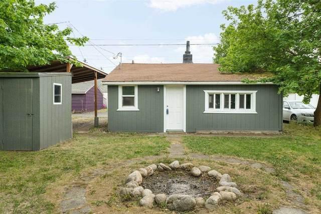 1507 W Chelan Ave, Spokane, WA 99205 (#202115138) :: Five Star Real Estate Group