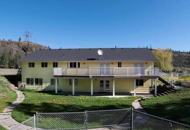 14505 W Coulee Hite Rd, Spokane, WA 99224 (#202115140) :: Five Star Real Estate Group