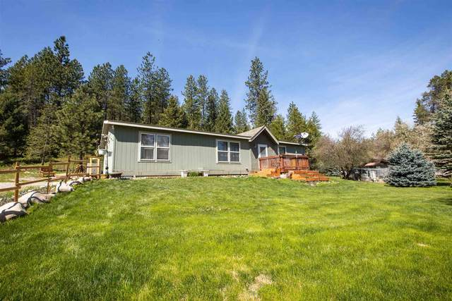 624 Gill Ln, Springdale, WA 99173 (#202115145) :: Top Agent Team