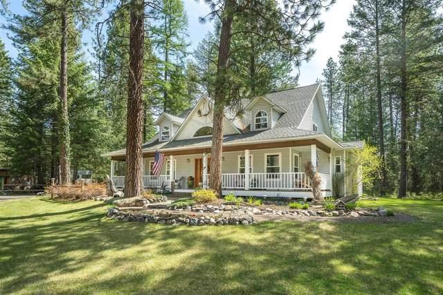 40151 Morgan Rd, Loon Lake, WA 99148 (#202115149) :: Elizabeth Boykin | Keller Williams Spokane