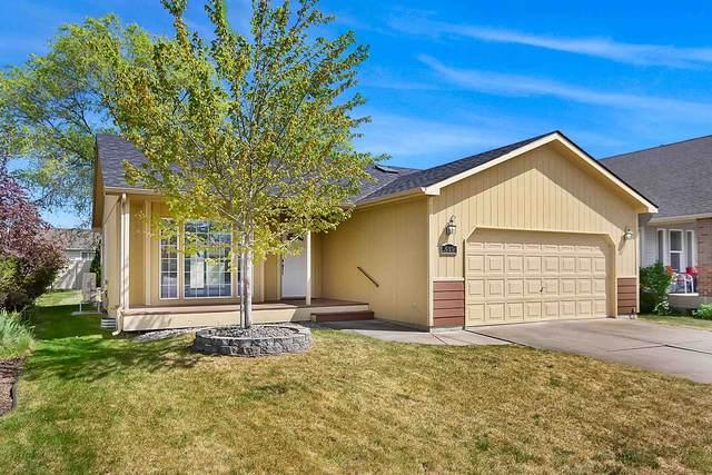 519 S Lucille Ct, Spokane Valley, WA 99216 (#202115157) :: Amazing Home Network