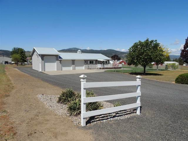 42011 Quail Run Rd N Rd, Davenport, WA 99122 (#202115162) :: The Spokane Home Guy Group
