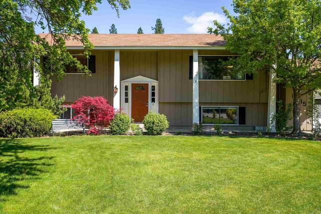 11015 E 25th Ave, Spokane Valley, WA 99206 (#202115170) :: Heart and Homes Northwest