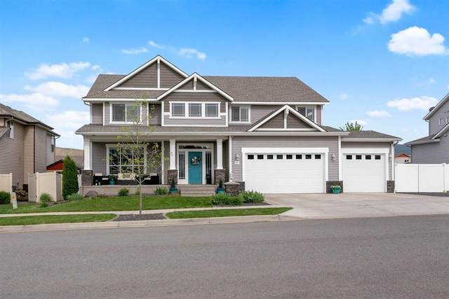1317 S Mcmillan Rd, Spokane Valley, WA 99016 (#202115176) :: Top Agent Team