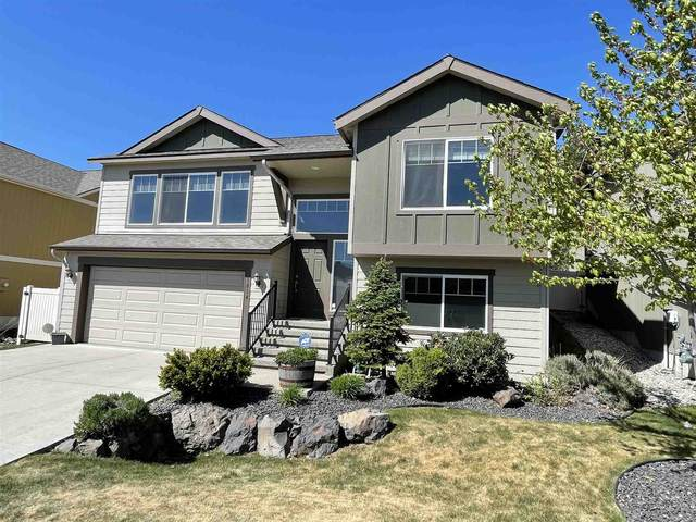 1814 S Canyon Woods Ln, Spokane, WA 99224 (#202115180) :: Top Agent Team