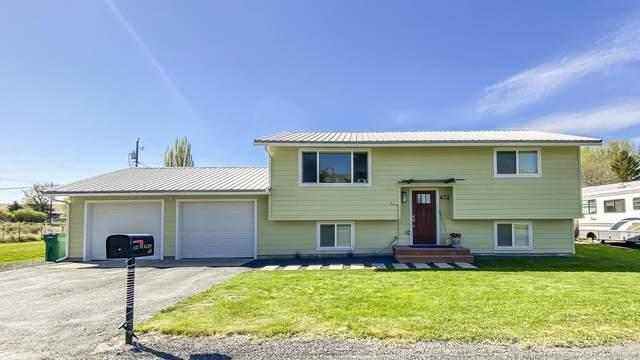 432 NE Cliff Ave, Wilbur, WA 99185 (#202115194) :: The Spokane Home Guy Group
