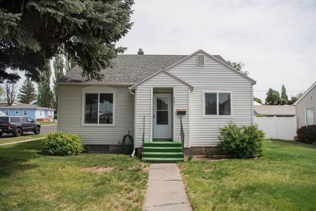 401 W 2nd Ave, Ritzville, WA 99169 (#202115198) :: Northwest Professional Real Estate