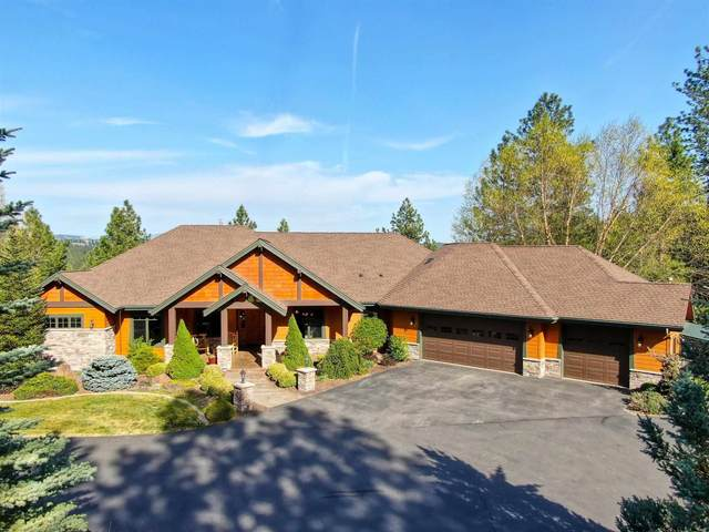 12518 S Flying Goose Ln, Spokane, WA 99224 (#202115240) :: Amazing Home Network